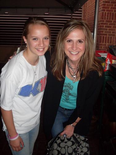 Emily And Donna Valentine From K102 | Kim Jensen | Flickr