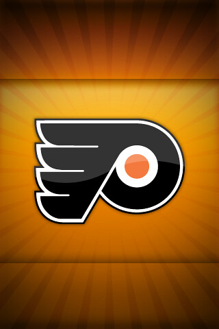 Philadelphia Flyers IPhone IPod Touch Wallpaper