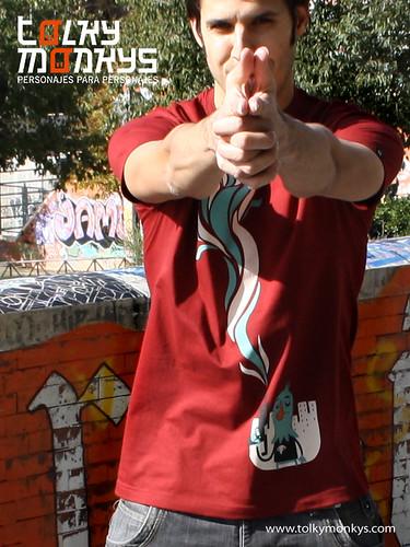 Bluby Birdo Rojo Teja [Red Tile] 02