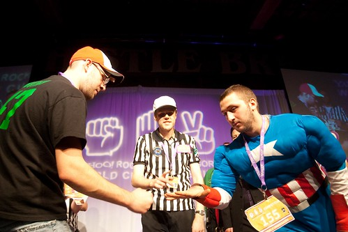 2009 Yahoo Rock Paper Scissors World Championships | by wizardhat