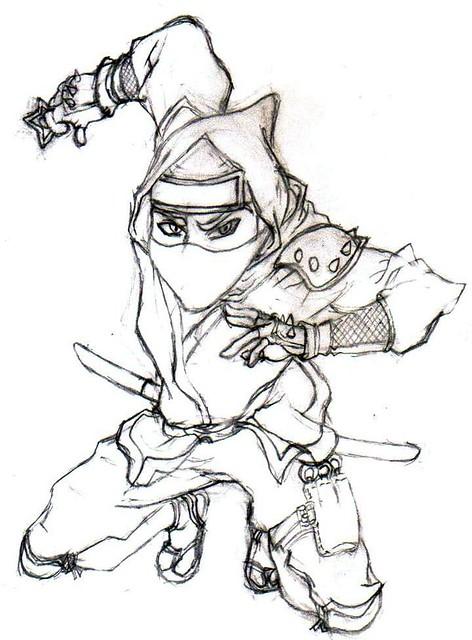 Ninja by sinbad9 ninja by sinbad9