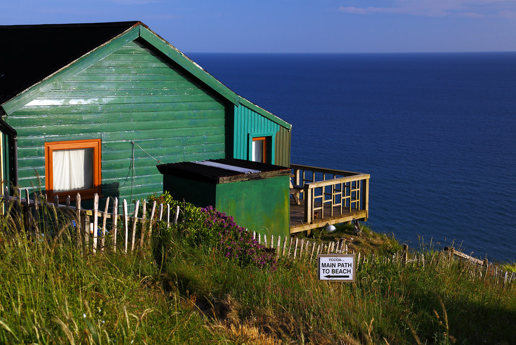 Whitsand Bay Chalets Overlooking Whitsand Bay