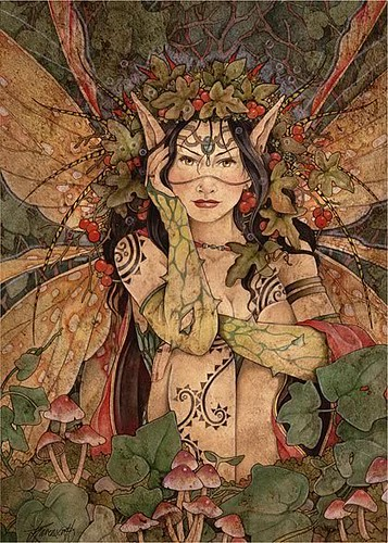 Wiccan Goddess | by arabella jolie