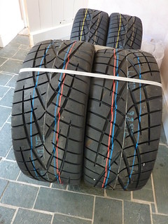 Toyo R1r My New Elise Tyres Toyo R1rs I Used To Run