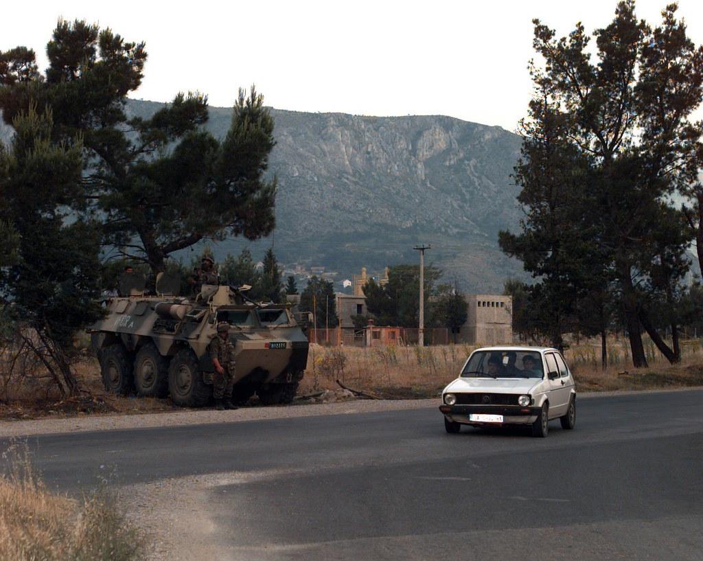 Les F.A.R. en Bosnie  IFOR, SFOR et EUFOR Althea 32557726030_e9af66f0e1_b