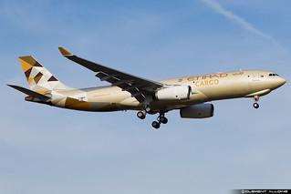 Etihad Airways Airbus A330-243F cn 1772 F-WWCP // A6-DCE