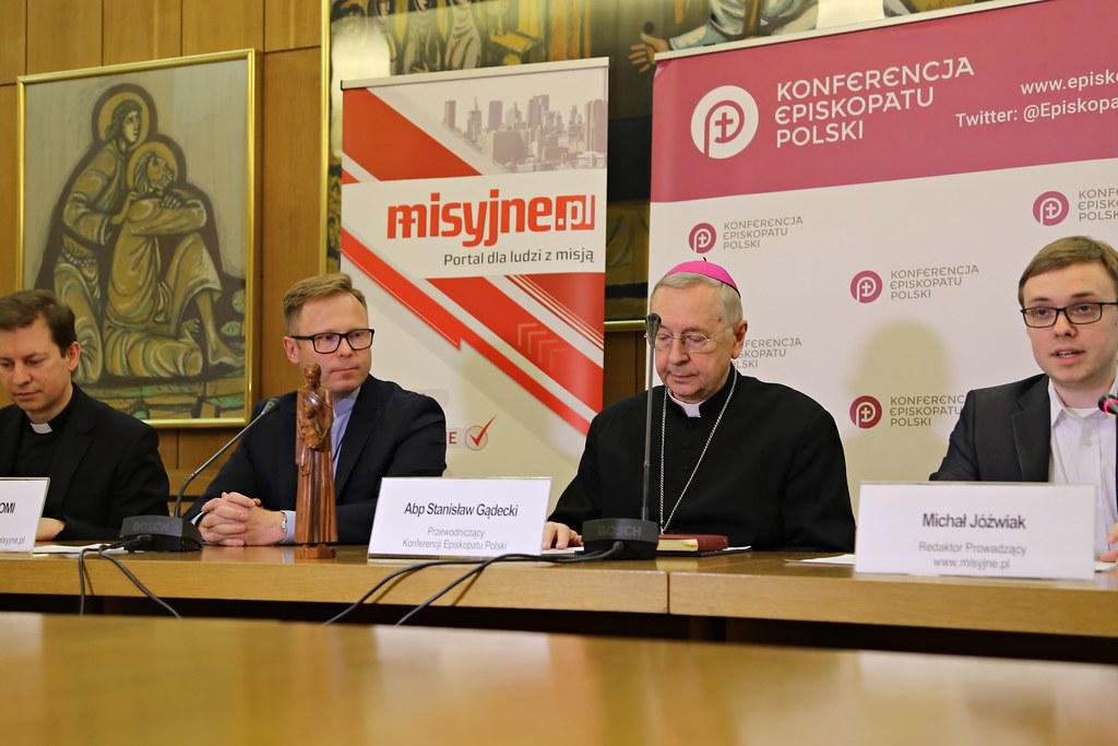 """Briefing przed wielkopostną akcją """"Misjonarz na Post"""", Warszawa, 24 II 2017"""