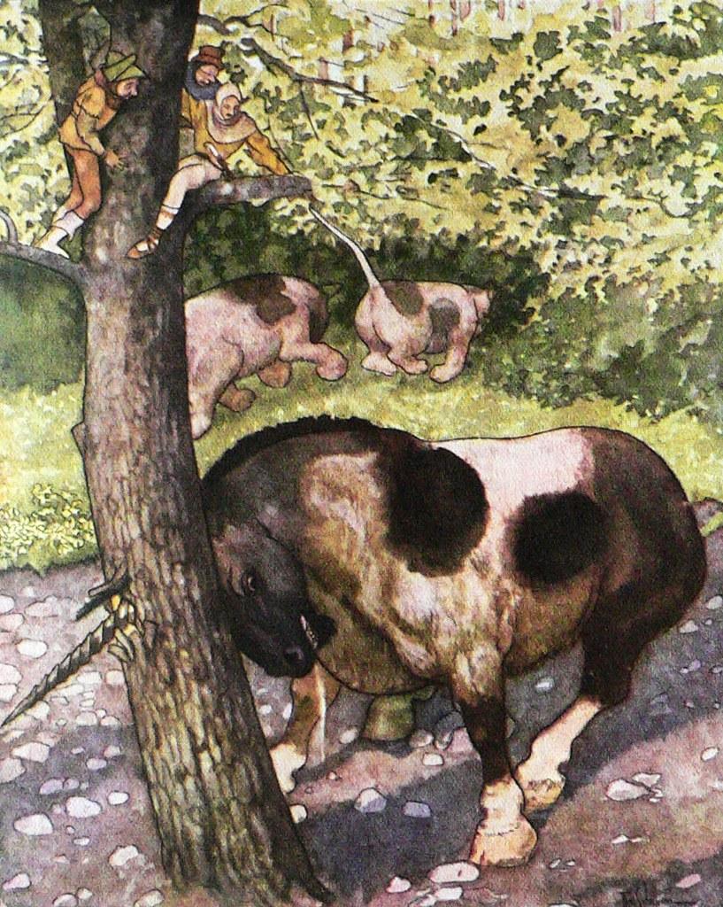 Artus Scheiner - Jirka With A Goat