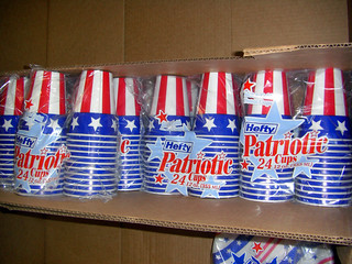 Patriotic Paperware | by Dimmerswitch