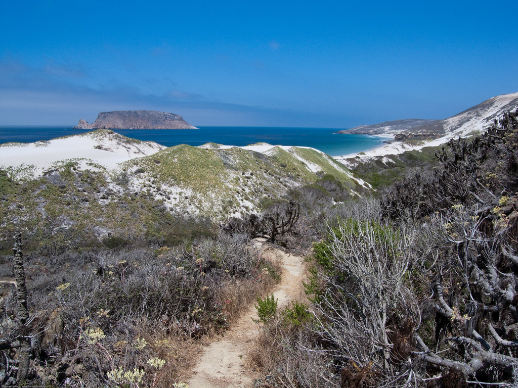 Channel Islands Hiking Tour