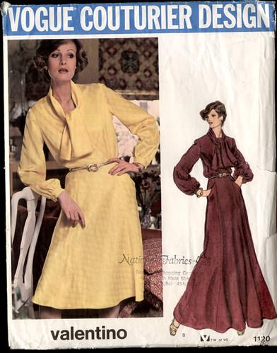 Vogue Couturier Design Patterns