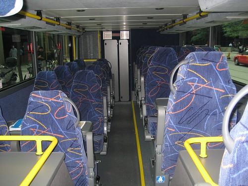 Megabus DD42460 Interior | 2009 Van Hool TD925 | Adrian ...