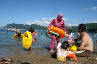 The burkini makes it to Amasra | by CharlesFred