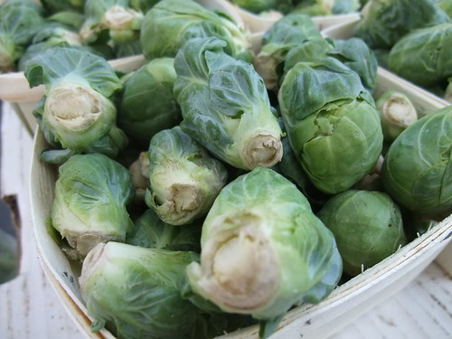 Brussels Sprouts | by swampkitty