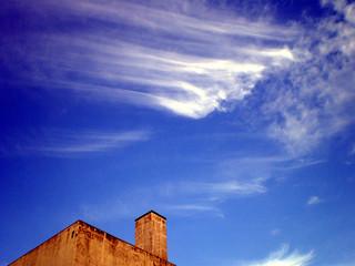 cloud like a brush of Illustrator | chiekobg44 | Flickr