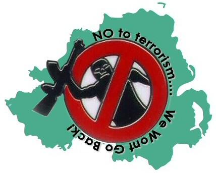 NO to terrorism | Anti-Terrorism logo. No to Terrorism ...  No Terrorism