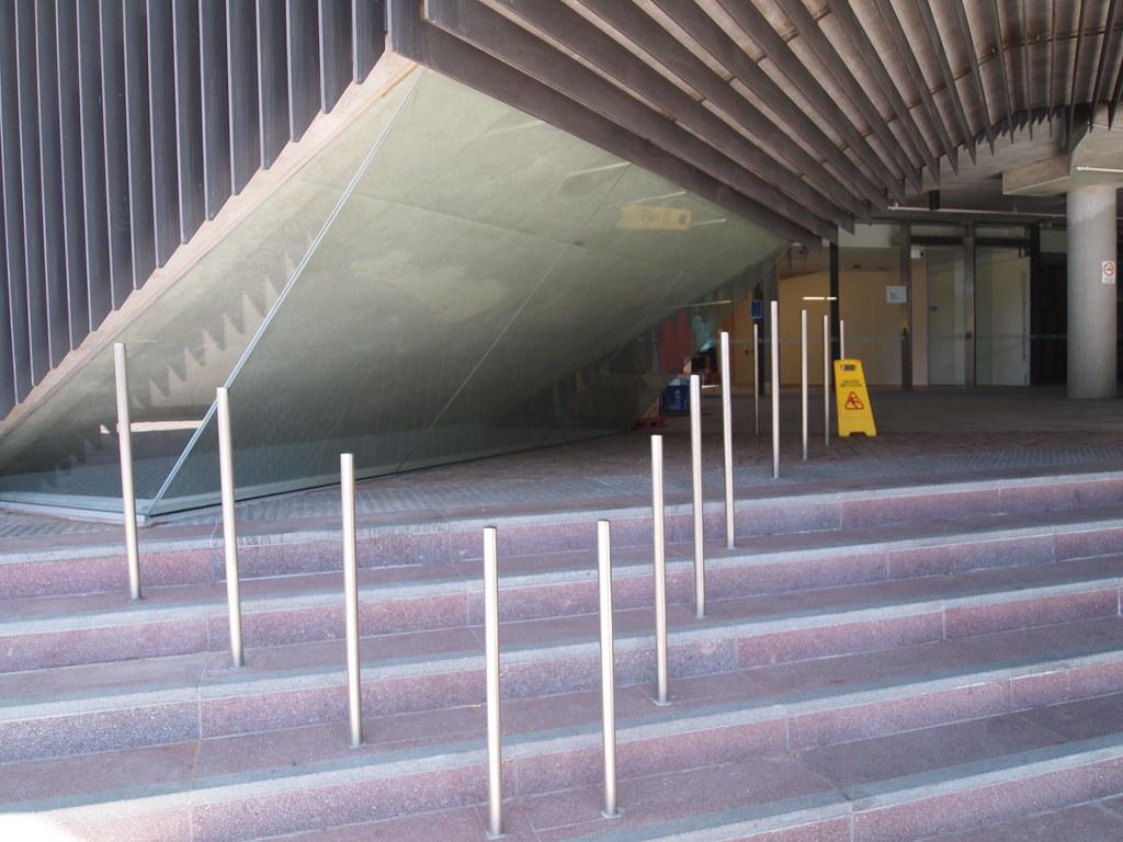 Jane Foss-Russell Building USYD   John Wardle Architects.   Flickr