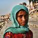 The Little Girl From Varanasi...