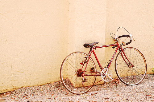 that old bicycle | by AdamNCSU