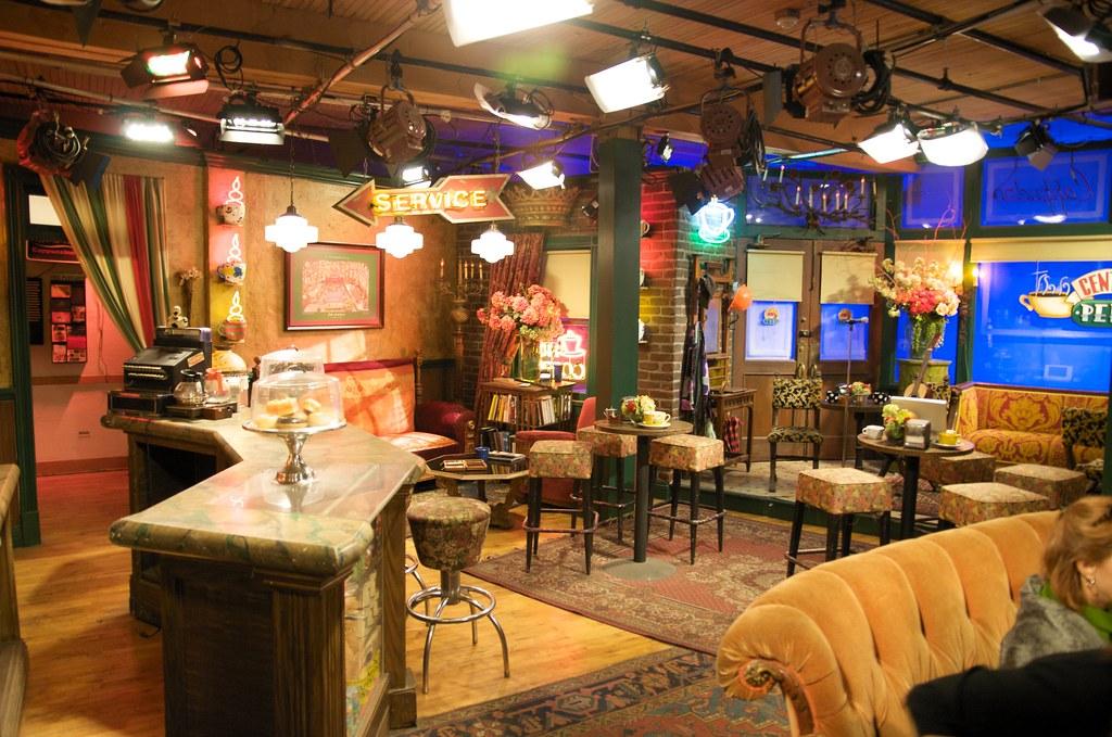 famous tv set of friends kim d s flickr
