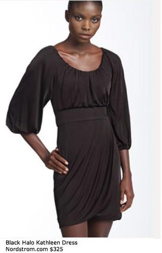 Black Halo Kathleen Dress Sleeves Nordstrom Sewyerown Flickr