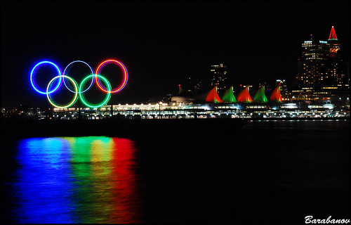 Olympics Rings Vancouver 2010 | by Miss Barabanov