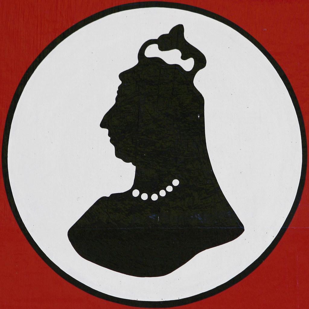 Queen Victoria Blists Hill Victorian Town Ironbridge