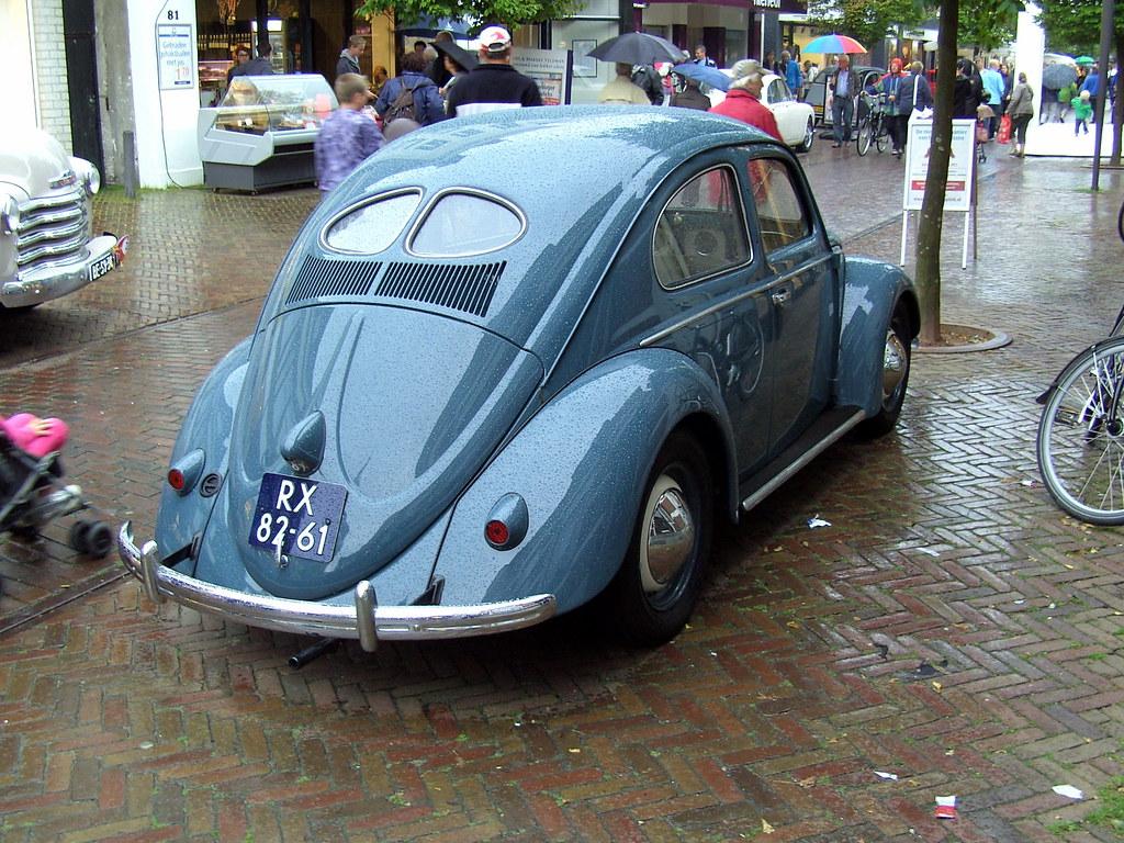1952 Volkswagen Beetle Vroem Joure June 11 2011 Flickr