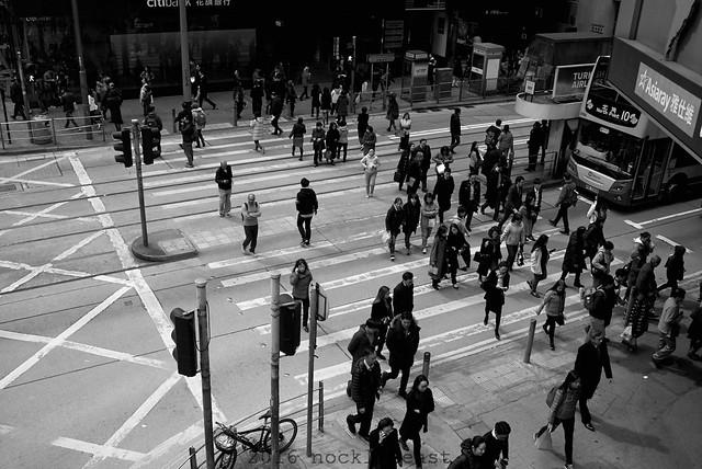 Central crosswalk