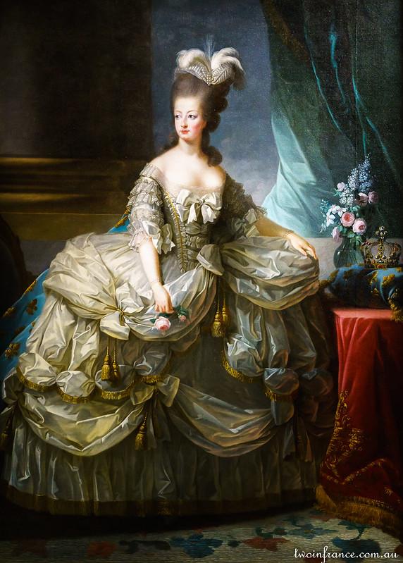 Queen Marie-Antoinette 1779-80
