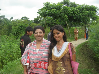 Monira and Hasina | by friends_of_unfpa