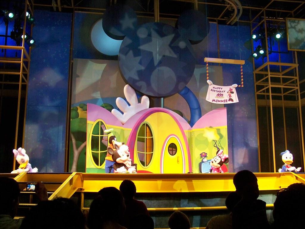 Playhouse Disney: Live On Stage! | Loren Javier | Flickr