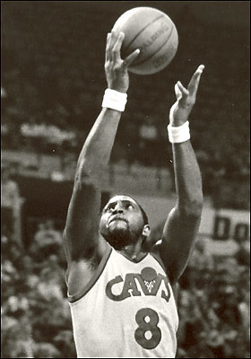 "Lonnie Shelton ""The Enforcer"" 1985 