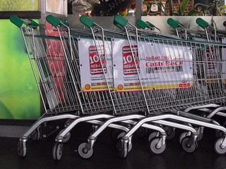 1 shopping carts | by Conny Sandland