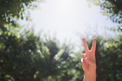peace out | by jennifer*clare