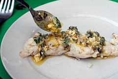 Fish with Sauce Gribiche | by David Lebovitz