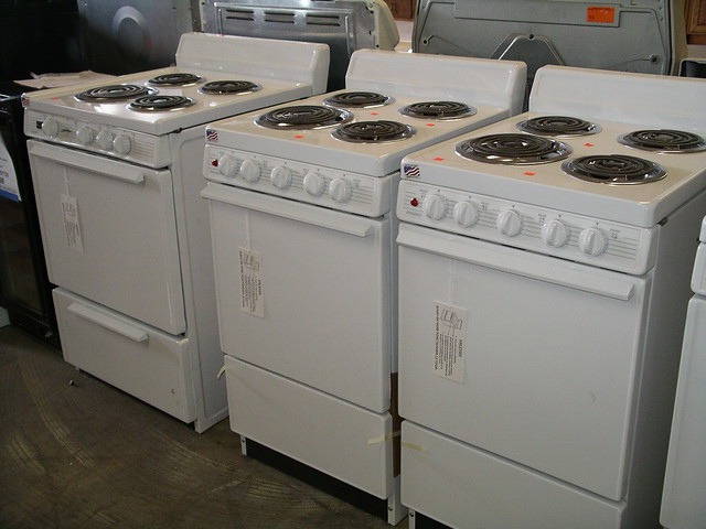 apartment size electric range 150 new ge apartment size