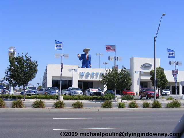 Cal Worthington Ford >> Worthington Ford in Long Beach California | Yep, the house o… | Flickr