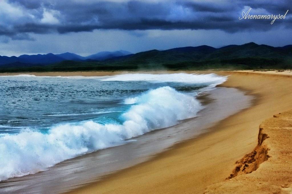 En la playa - 1 part 9