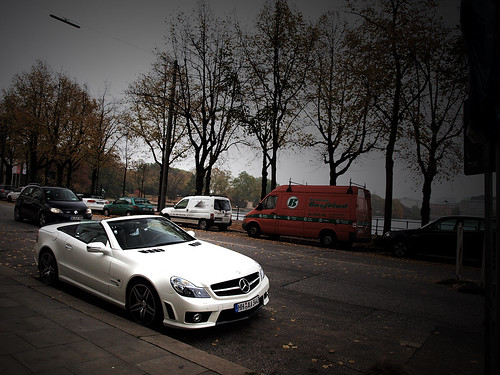 Mercedes SL 63 AMG IWC | by FDJeux_Photography