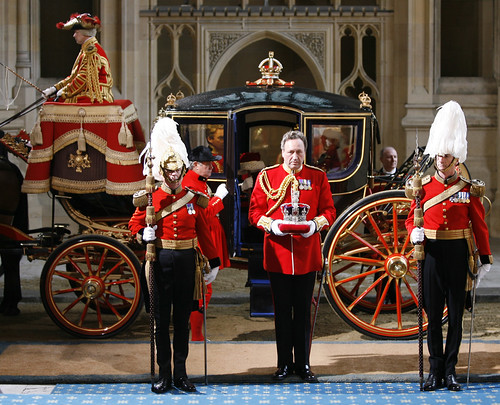 State Opening 2009: arrival of the Crown | by UK Parliament