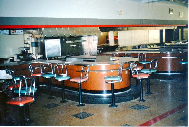 Greensboro North Carolina Woolworths Lunch Counter Sit