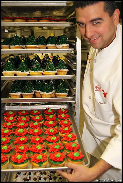 Cake Boss Holiday Cupcakes Cupcakes Take The Cake Flickr