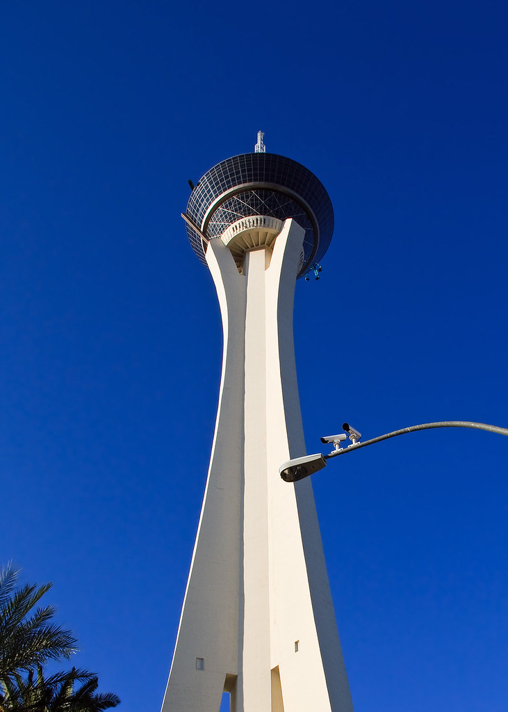 Stratosphere Free Tower Admission With Room Booking