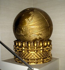 Terrestrial globe | by Golden Striker