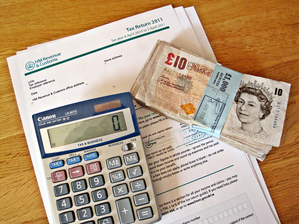 Tax rebate | are you eligible for a tax rebate? This is an i… | flickr.