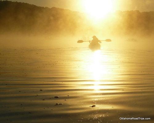 Morning Kayaking on Table Rock Lake | by FreeWine