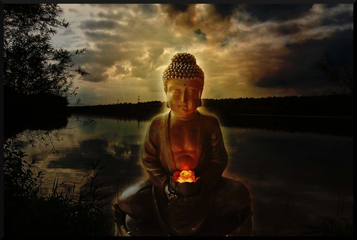 Lotos Buddha | by Mara ~earth light~