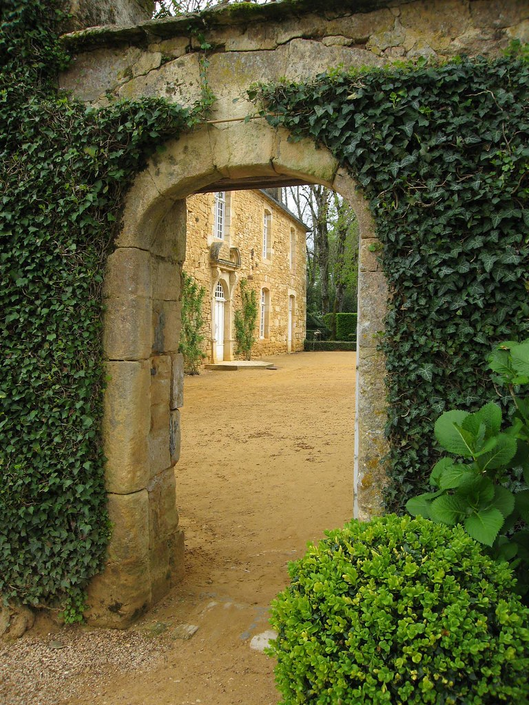 Les jardins du manoir d 39 eyrignac mvk architects flickr - Jardins du manoir d eyrignac ...
