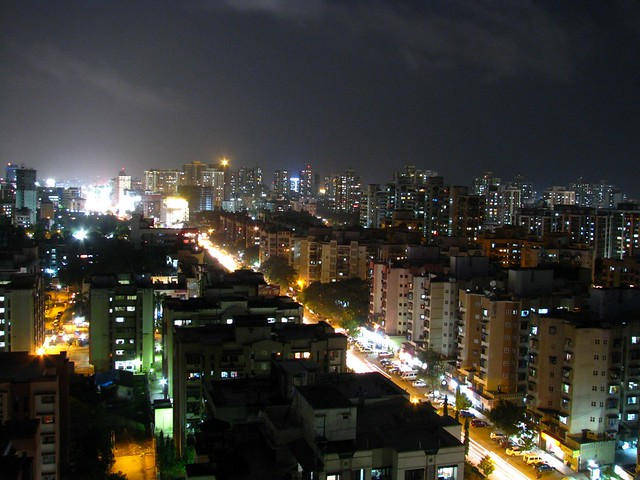 Maximum City Mumbai S Andheri West District I Took This Flickr